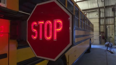 Bridgman Public Schools add safety features to school buses